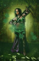 Miss Ivy by iamlulublaque