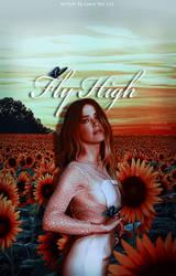 Fly High [Wattpad Book Cover] by iamlulublaque