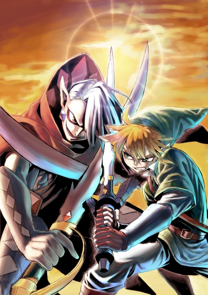 The Legend Of Zelda Skyward Sword By Konbuw