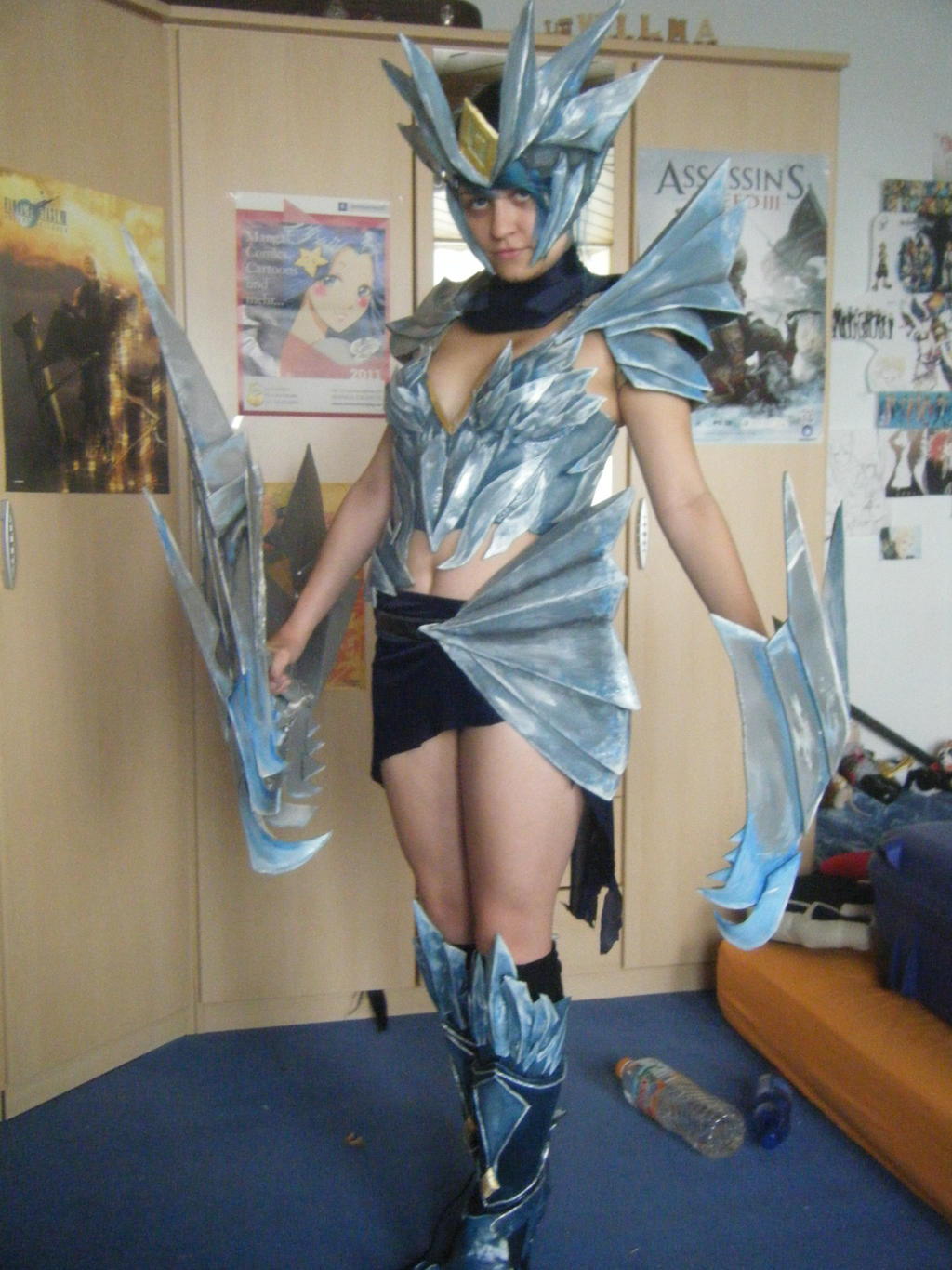 ice drake shyvana cosplay - photo #31