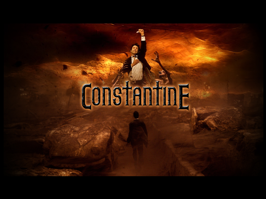 Constantine arm tattoo by lapineda on deviantart constantine wallpaper by wispmage buycottarizona Images