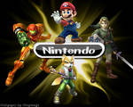 Nintendo All-Stars Wallpaper