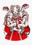 Little krampus by chiriiko