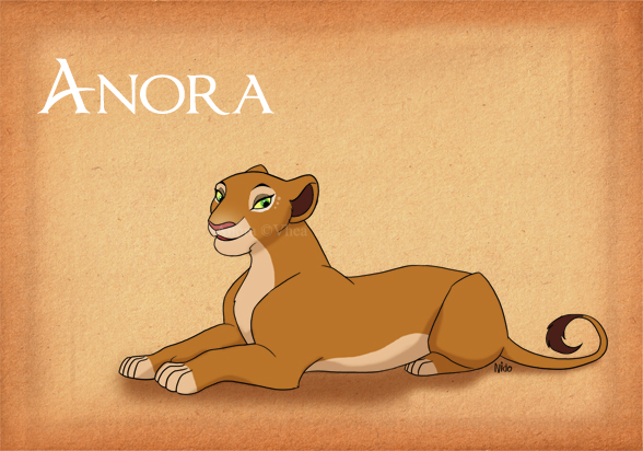 Anora by Nienna51