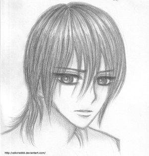 Kaname-Kuran-Hand by Vampire-Knight-Fans