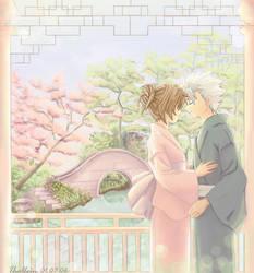 hitsuhina - summer romance