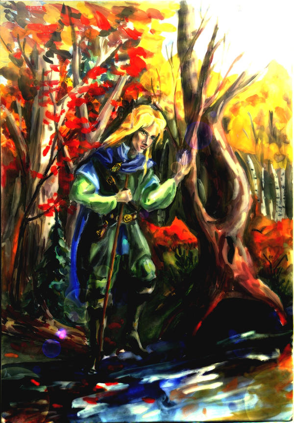 Finrod2 in forest