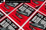 Black Friday Flyer In Bundle