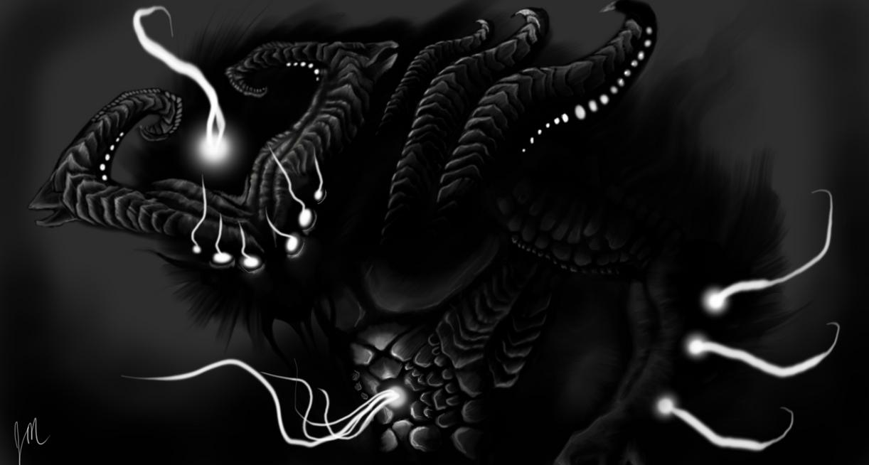 Draa'gul The Behemoth by NITEMARE-X