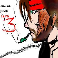 Metal Gear Sano 3 by nishad