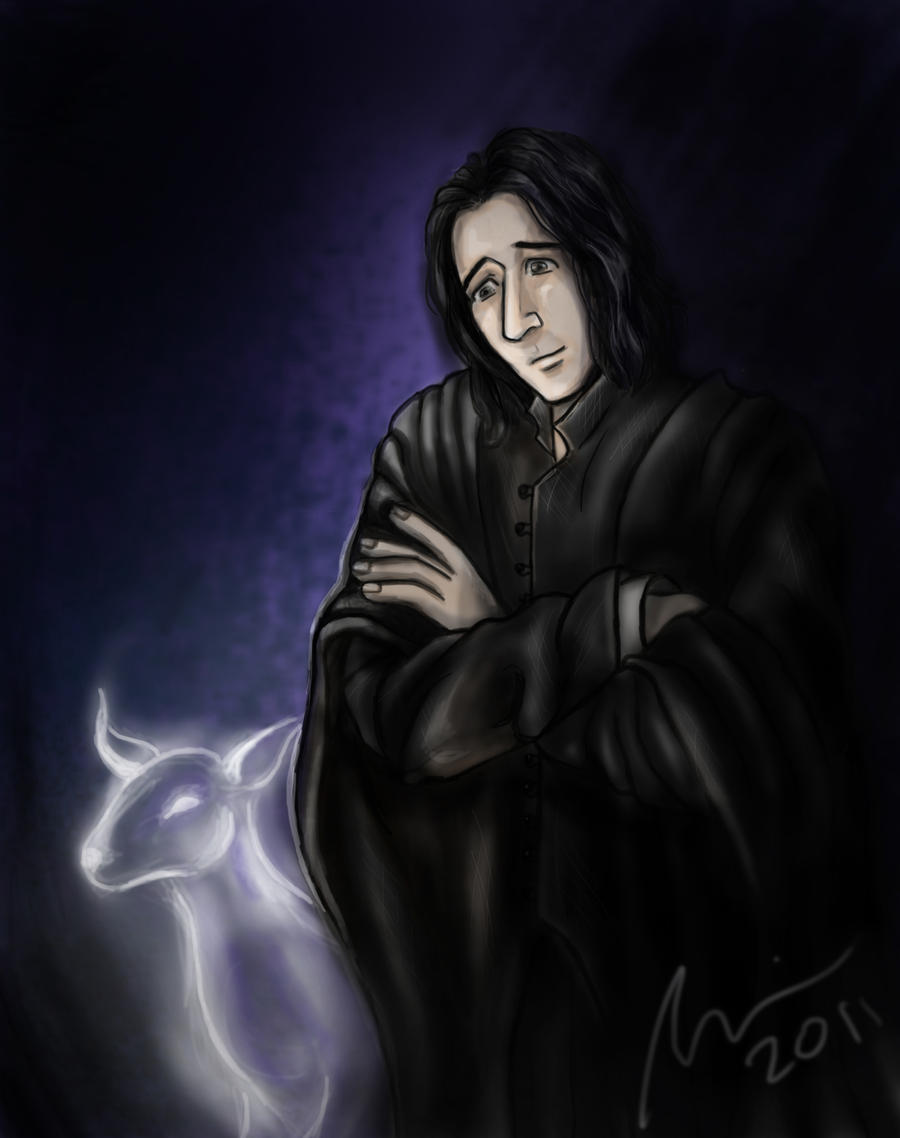 Snape and Lily -  Alwa...
