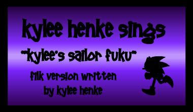Kylee's Sailor Fuku -Filk-