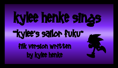 Kylee's Sailor Fuku -Filk- by SonicRocksMySocks