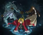 Commission-Alchemic Storm