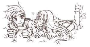 Lloyd and Colette