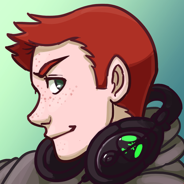 Commission - Kris by SonicRocksMySocks