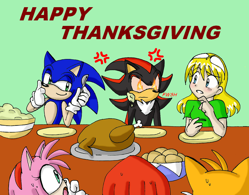 Happy Late Thanksgiving