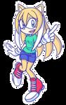 Kylee the Hedgehog