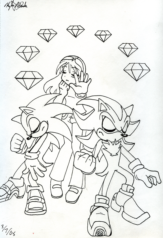 emerald coloring pages - photo#28