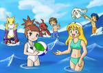 Digimon Summer Break