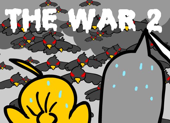 THE WAR 2 by SonicRocksMySocks