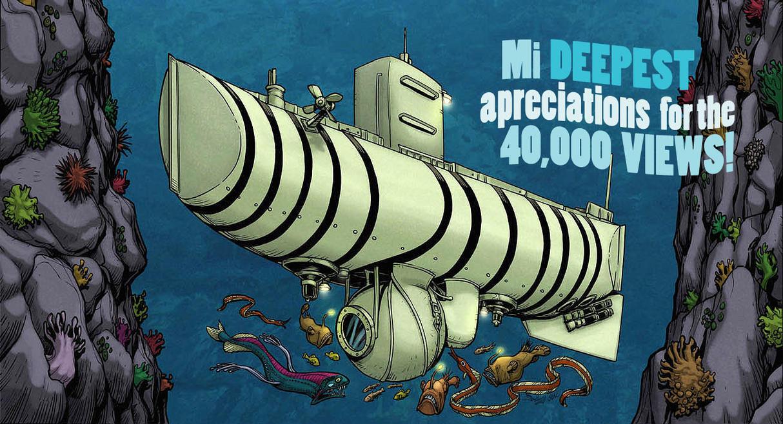 40000 by JoniGodoy