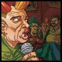 Sex Pistols by JoniGodoy