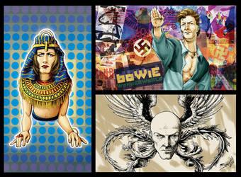 The Legacy of David Bowie by JoniGodoy