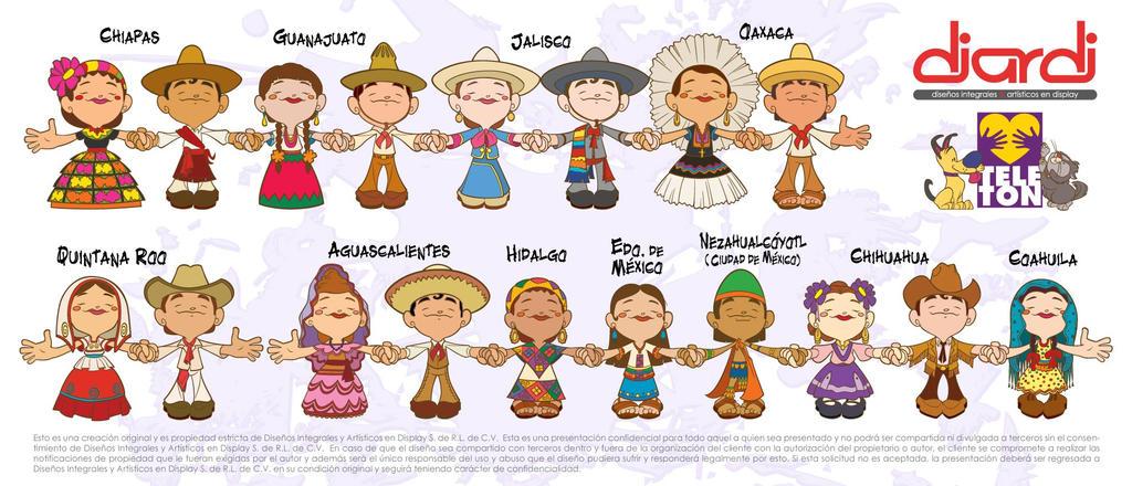 Vector Kids Viva Mexico by JoniGodoy on DeviantArt