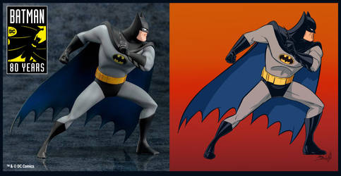 80 Years of BATMAN