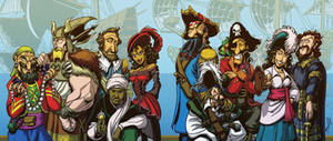 PIRATES of all time