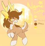 My pony oc reference sheet