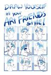Friend's Style Meme