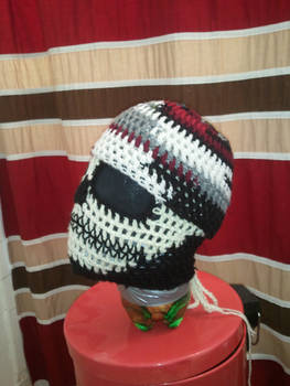 Custom Crochet *Scrap* Beanie