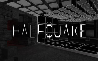 Halfquake Trilogy Logo