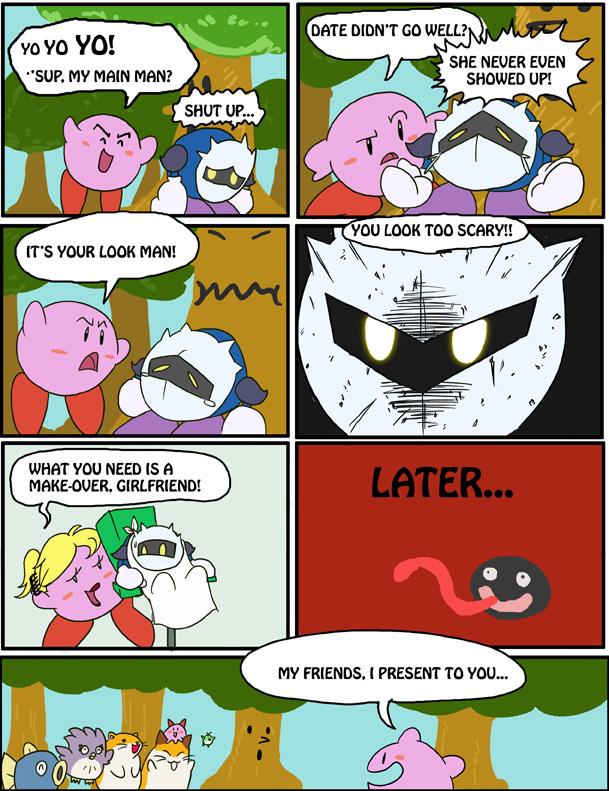 Jigglypuff And Meta Knight Meta Make Over-Part 1 byJigglypuff And Meta Knight