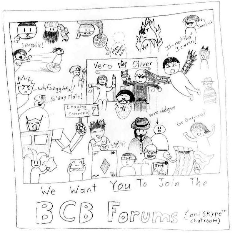 BCB Poster by WarehouseN