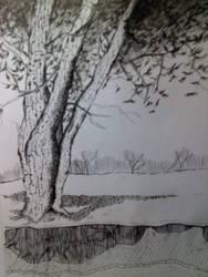 Tree by KimariLz