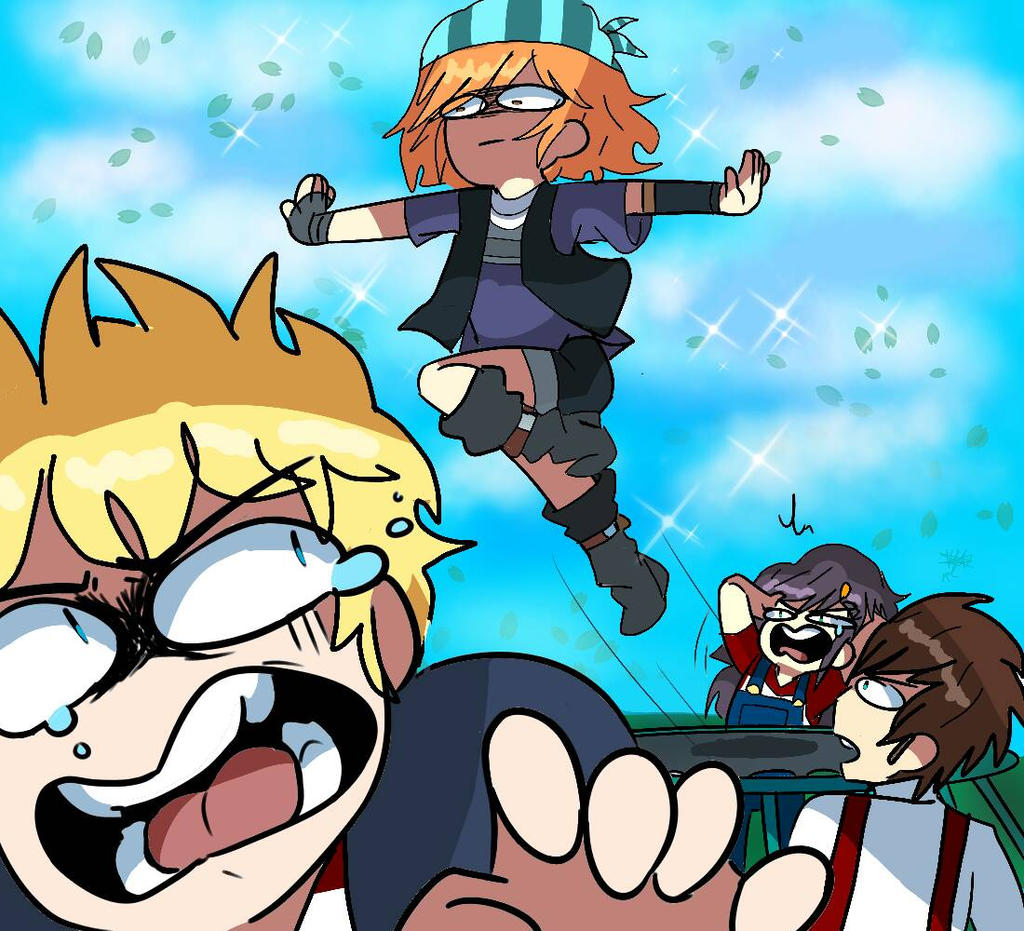 MCSM- YOU DONT MESS WITH PETRA By Random-Rengeki On DeviantArt
