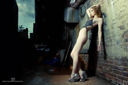 Bianca in the Dark Alley