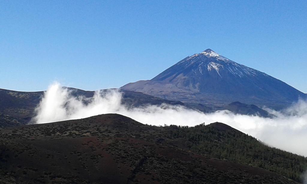 Mt.Teide by Thornderer
