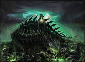 Necromancer by Nikt2