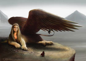 sphinx by Nikt2