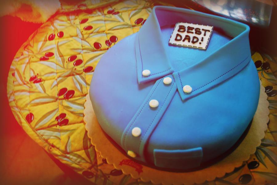 Father's day cake by Nanaao23