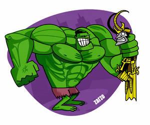 Hulk y sus cosas