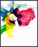 WATERCOLOR HAIR PSD