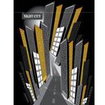 Stylized Vector City