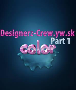 Fantastic Color to 3D Text