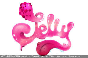 Illustrated Jelly Type