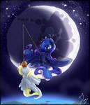 Lunar 1: Crescent Moon